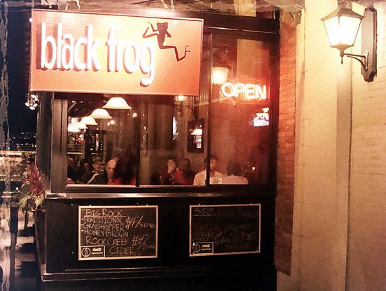 blackfrogbeer