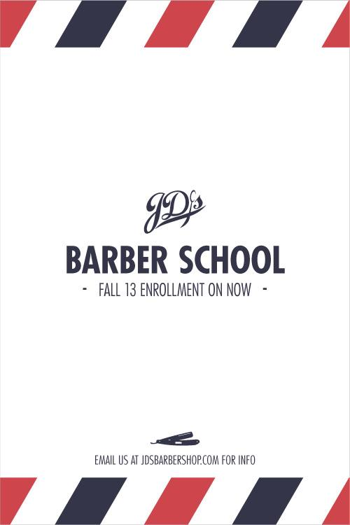 JD Barber School in Gastown