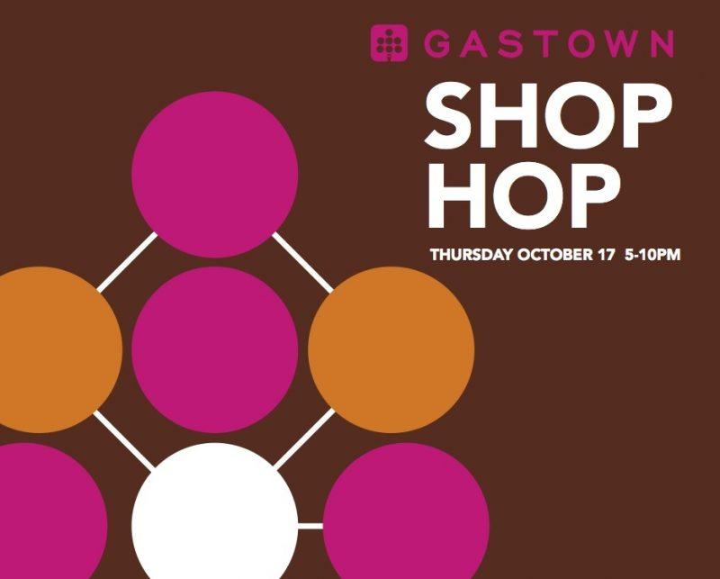 gastown shophopFALL2013 flyer x