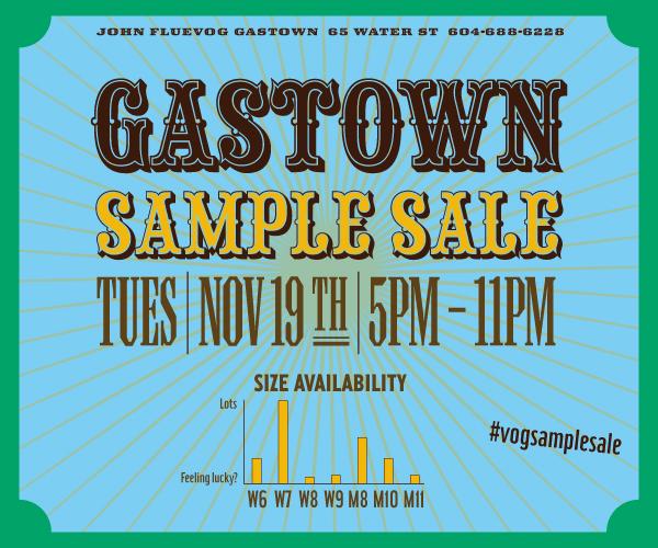 gastown-fluevog-sample-sale-shopping