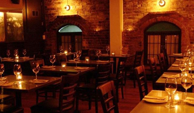 Revel Room Gastown Restaurant