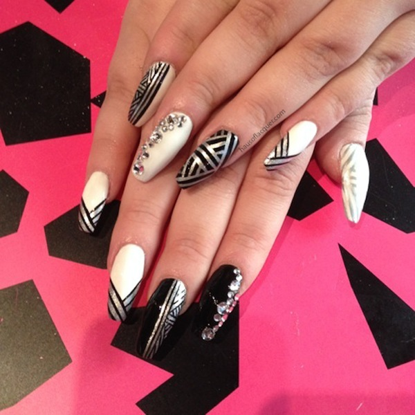 Crown Your Nails Nye Nails By Queens Boutique Gastown