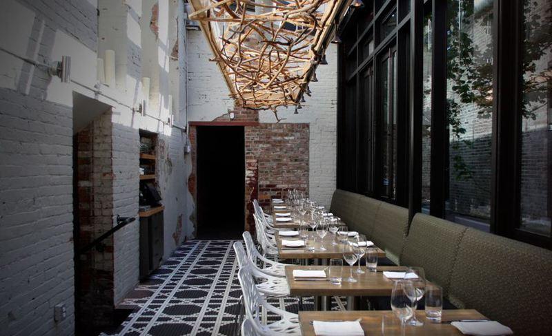 Labattoir Gastown Restaurant