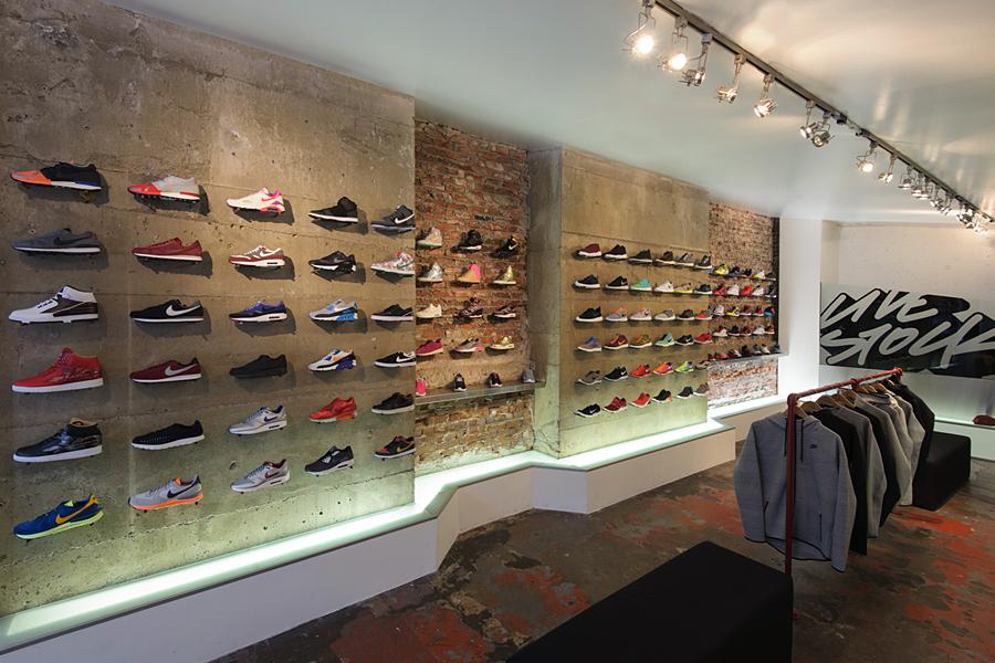 Nike Takeover-livestock-gastown-shopping2