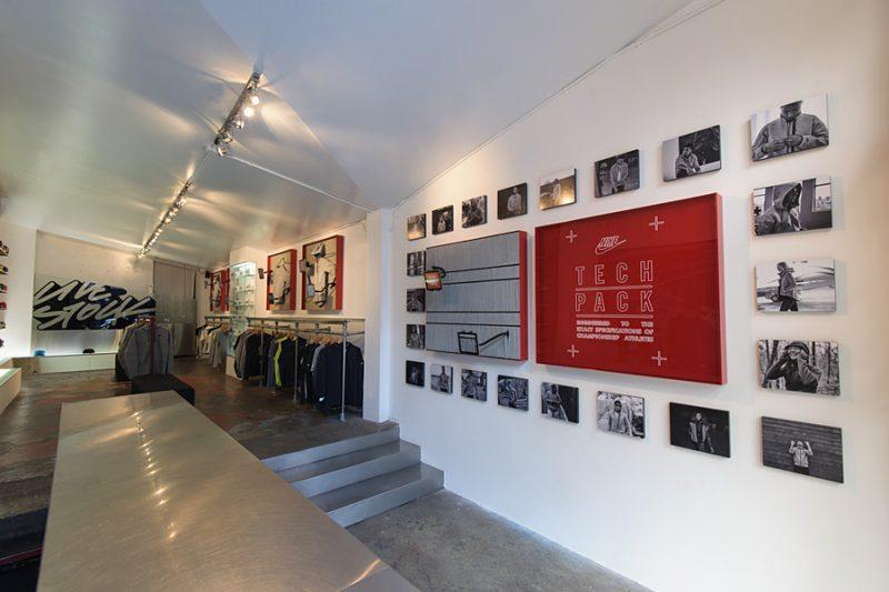 Nike Takeover livestock-gastown-shopping