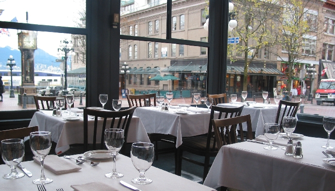 water st cafe gastown