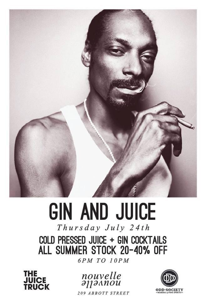 GinJuice