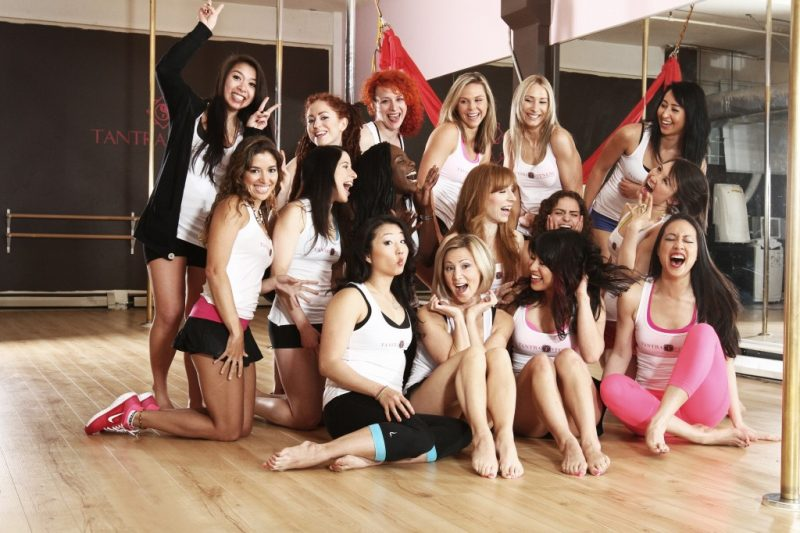 tantra fitness class