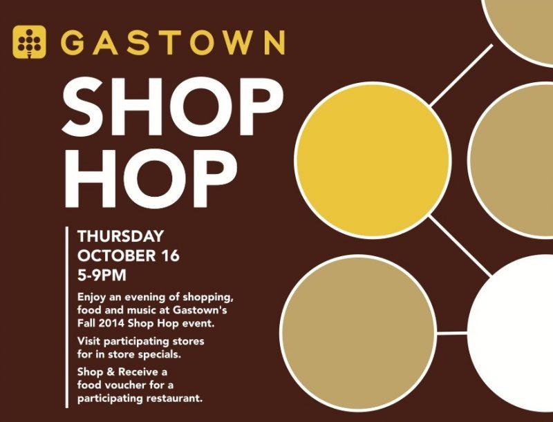 gastown shophop