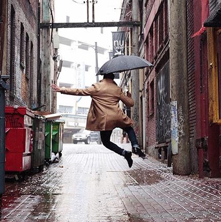 BTS-Rain