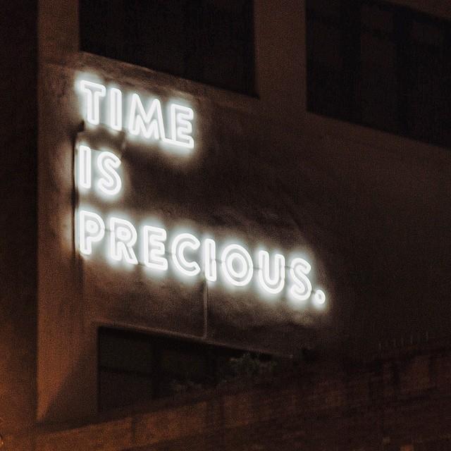 TimeisPrecious