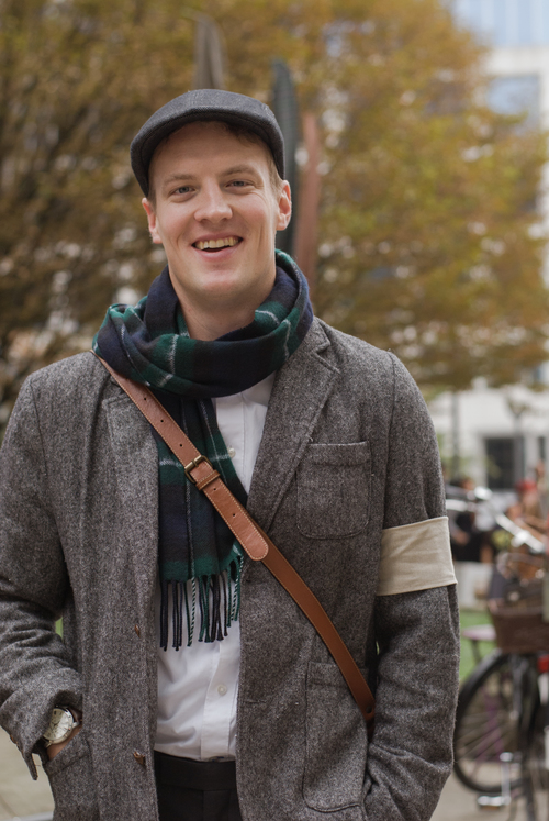 tweed ride 2013