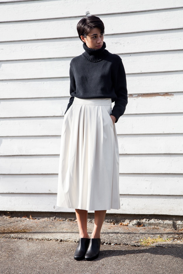 Rachel Comey Chatham Skirt Mars Mule Hope Norah Sweater 2