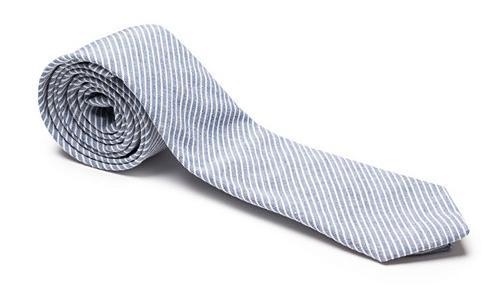 neighbour tie cotton lightbluewhite 1