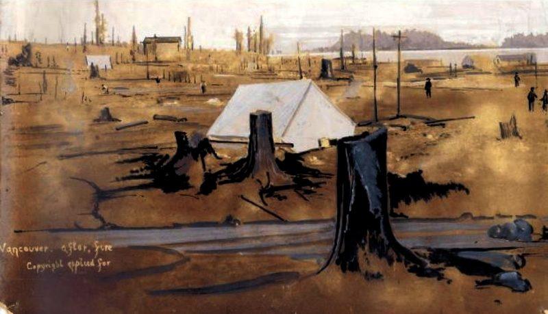 fire tent