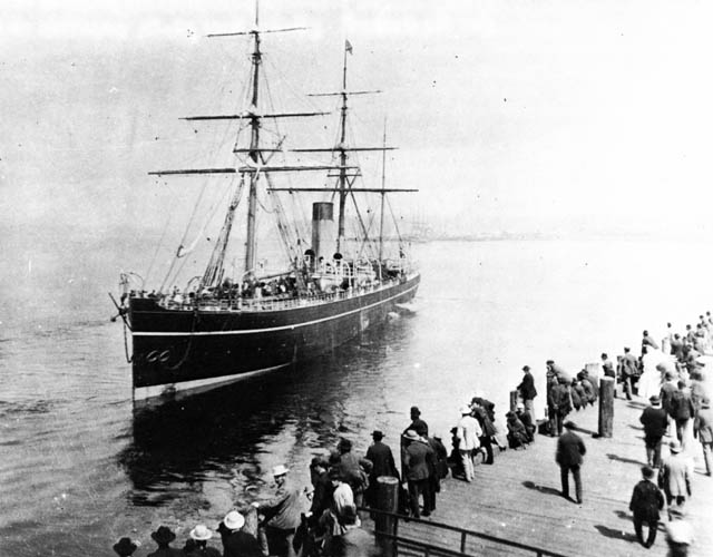 SS Abyssinia 1870