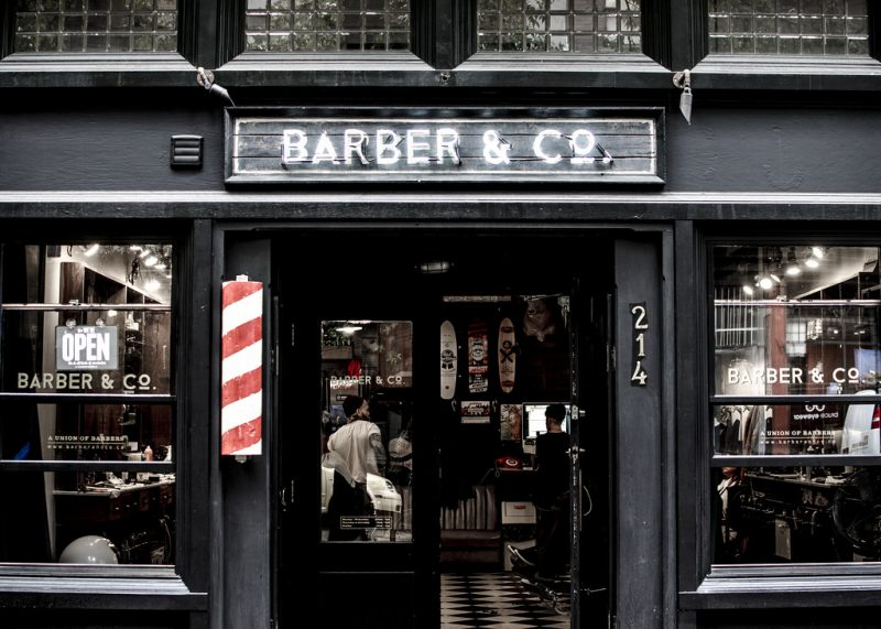 barber and co