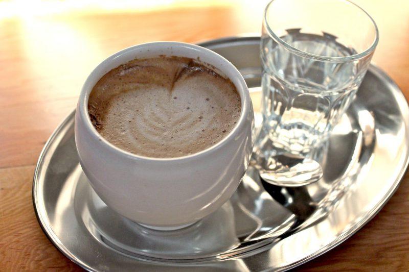 latte tray