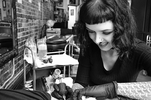 Gastown tattoo artists appearing at the 2017 vancouver for Gastown tattoo shops