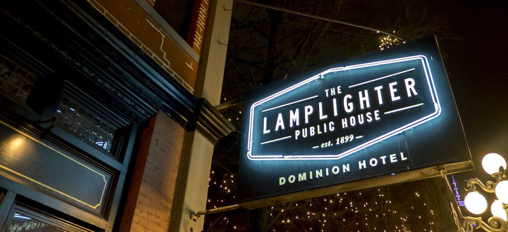 Craft beer week in gastown gastown for Lamplighter gastown