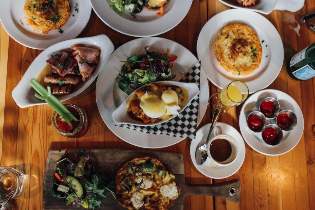 Flying Pig Cafe Breakfast Menu