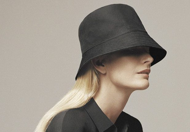 COS Black Low Brim Hat  Enquire at store. From The Essentials Collection a3012a63d9b