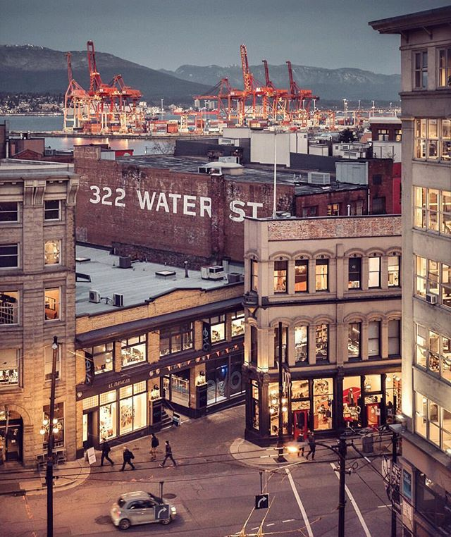 Gastown Vancouver: Gastown